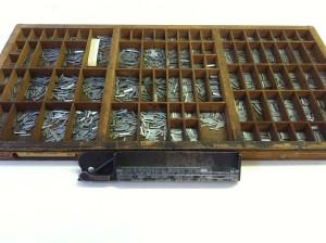 letterpress case